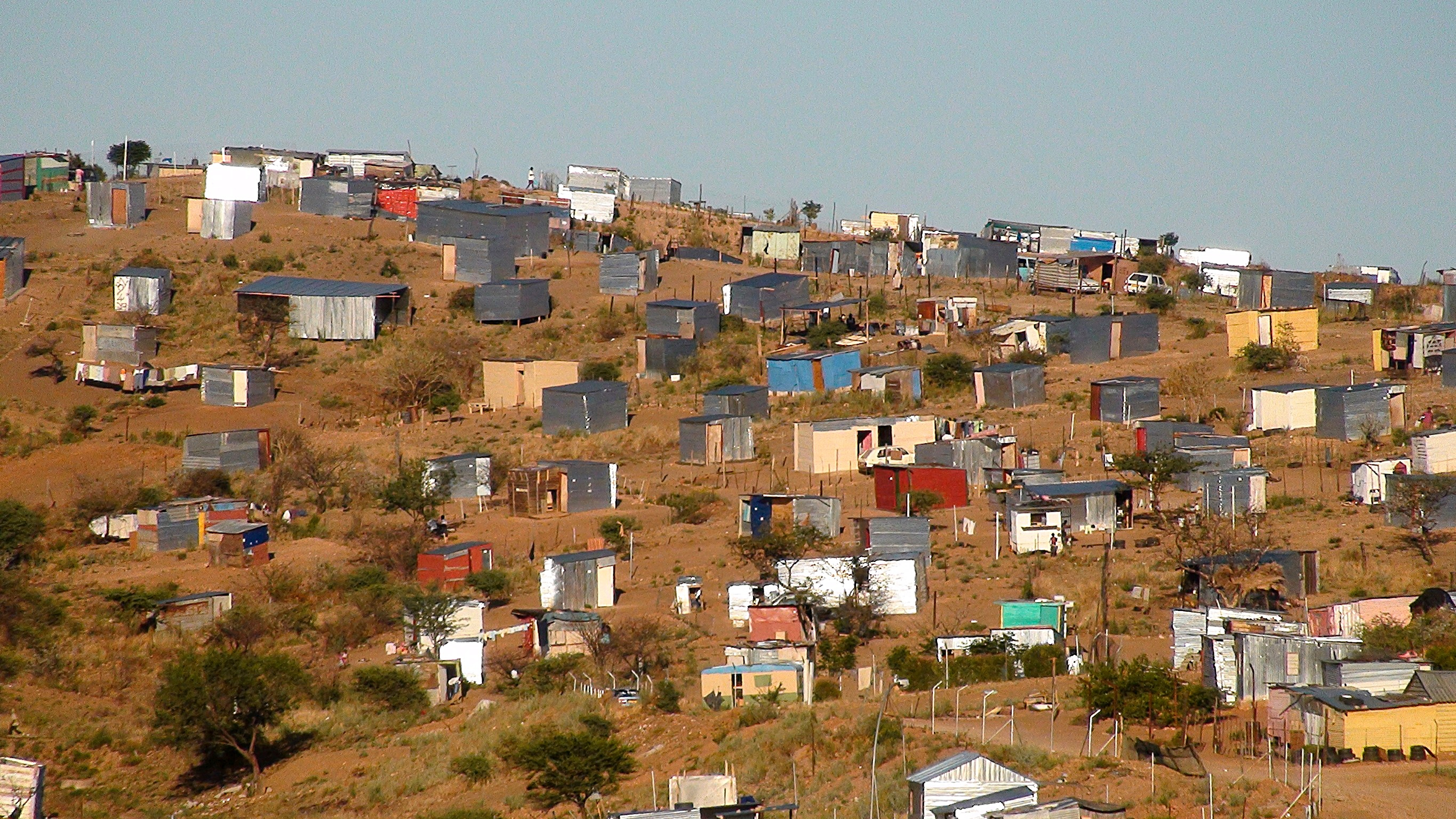 Windhoek's Informal Settlements | TAZM PICTURES